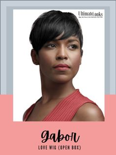 Gabor Basics is an affordably priced wig collection. #hairstyles #hairdo #hairoftheday #styleinspo #styles #styleoftheday Gabor Wigs, Short Cuts, Hairstyles, Collection, Pixie Cuts, Haircuts, Hairdos, Hair Styles, Short Hairstyles