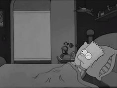 The perfect TheSimpson Bart Insomnia Animated GIF for your conversation. Discover and Share the best GIFs on Tenor. Iphone Wallpaper Off White, Mood Wallpaper, Screen Wallpaper, Cartoon Memes, Cartoon Pics, Cartoons, Gifs, Bart Simpson Tumblr, Sleeping Gif