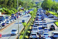 Trânsito - Número de radares 'pistola' dobrará nas estradas de MG +http://brml.co/1TjBEv7
