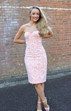 Jack Wills Belles & Whistles Collection Fashion Shoot - Outfit of the Day - Streetstyle - Fashion Photography Pink Dress