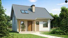 dom z drewna - z71