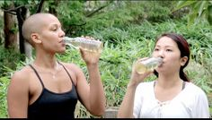 Bamboo Water aims to launch in North America with people's support.