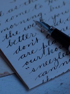 Here are some basic tips on how to improve your writing skills. Language And Literature, Writing Skills, Your Word, Improve Yourself, Love You, Calligraphy, Tools, Penmanship, Te Amo