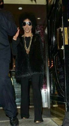 I'm in favor of Candid shots of Prince.  Same outfit as he wore on SNL after party.