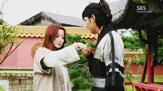 Imja couple ♥ Lee Min Ho as Choi Young ♥ Kim Hee Sun as Yoo Eun Soo