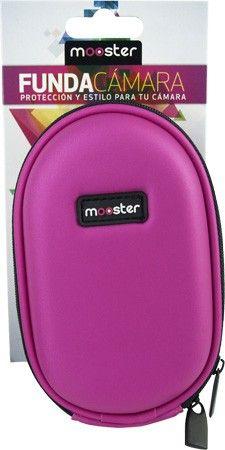 Funda Mooster camara fotos digital rosa MBC52-PK Pink, Camera Case, Tents, Beds, Tecnologia