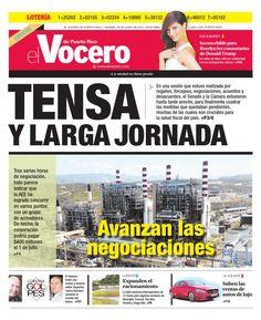 Edición 26 de Junio 2015  El Vocero de Puerto Rico