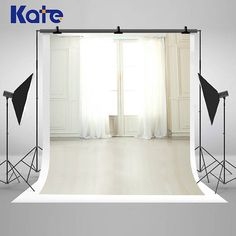 kate photography Backgrounds Interior Window Curtains