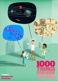 1000 Things For Kids To Do by Oliver Jeffers