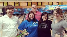 Our staff had a great time at Bowl for Kids' Sake on 4/16, supporting Big Brothers Big Sisters