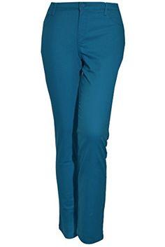 Gloria Vanderbilt Sadie Modern Fit Slim Pants (Crystal Lake, 22W Short) Gloria Vanderbilt http://www.amazon.com/dp/B00MH5JJ5S/ref=cm_sw_r_pi_dp_hryXub1CNK9FF