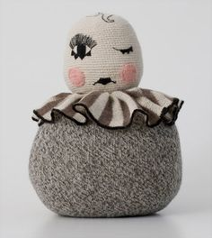 Little Nulle Plush Friend by Lucky Boy tall.We love the plush version of Nulle from Lucky Boy Sunday. Little Nulle is very cuddly, and would be an extra special fur. Softies, Wooly Bully, Shops, Baby Alpaca, Alpaca Wool, Kids Store, Knitted Dolls, Plush Dolls, Soft Dolls