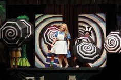 Alice in Wonderland, Down the Rabbit Hole