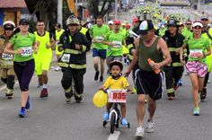 Maratón de las Flores 2014