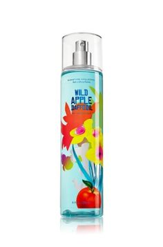 Wild Apple Daffodil from Bath and Body Works