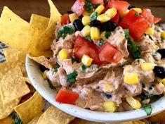 Skinny Southwest Dip - The Skinnyish Dish