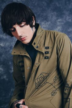 Oliver Sykes | Drop Dead | Bring me the horizon
