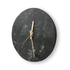 Buy the Black Marble Clock at Oliver Bonas. Enjoy free UK standard delivery for orders over £50.