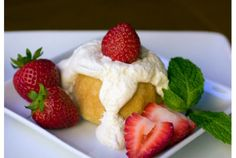 Strawberry Shortcakes, life doesn't get any sweeter.