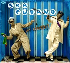 kelompok yang berbasis di London yang menggabungkan ska dan musik Kuba seperti anak dan mambo