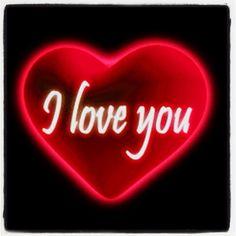 #I love you! ❤️