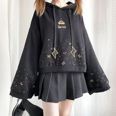 ☾︎ 𝚞𝚜𝚝𝚎𝚍𝚎𝚜 𝚕𝚎𝚊𝚗 :𝚟 ☽︎ ☞… #humor # Humor # amreading # books # wattpad Edgy Outfits, Teen Fashion Outfits, Mode Outfits, Cute Casual Outfits, Pretty Outfits, Girl Fashion, Fashion Clothes, Fashion Design, Cute Fashion Style