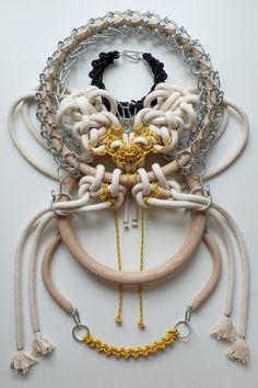 Markéta Kratochvílová, kolekce Mononoke a Dragon spirit, zdroj: ProfilMedia #czechdesign #Kratochvílová