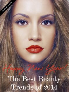 5 Big beauty trends for 2014