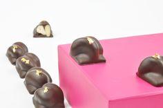 chocolate dipped cashews