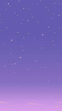 night sky aesthetic animal crossing phone wallpaper