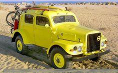 1954 Volvo Hogster