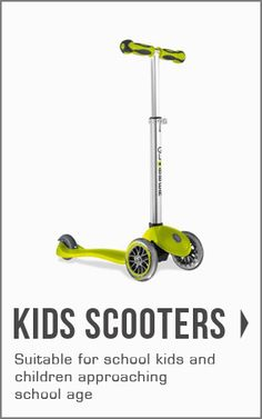 View our range of kids scooters at bikes.com.au