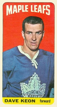 Topps Tallboy Hockey Dave Keon Toronto Maple Leafs EX Hockey Cards, Baseball Cards, Canada Hockey, Maple Leafs Hockey, Star Wars, Tim Hortons, Sports Figures, National Hockey League, Toronto Maple Leafs