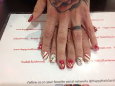Chrismas nail designs