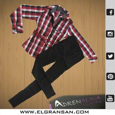Si buscas un look elegante y con estilo para una ocasión especial o el trabajo, tu mejor opción es nuestra #MarcaDelDía: Adrenalina Collection, Blusa, pantalón, chaquetas y torero. Te esperamos en el local: 2167. Tel: 352 1290. Móvil: 301 509 5315. #ColombianoCompraColombiano