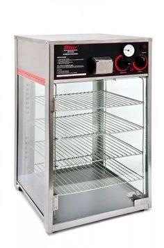 mantenedor exhibidor electrico warmer climatizado vitrina