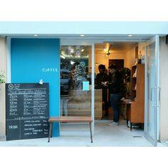 """Switch Coffee Tokyo #swicthcoffee #japancafe #japancoffee #pantonginjapan #panhopping"""