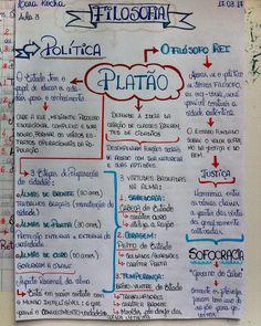 """932 curtidas, 47 comentários - Futura Dra. Allana (@vempramimedicina) no Instagram: """"Olha quem voltou \o/  Resumo de Platão (não vou colocar coração pra ele, porque essa forma de…"""""""