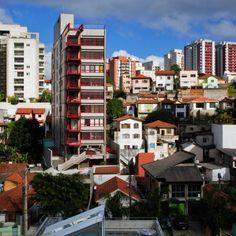 São Paulo, Brazil - Simpatia Street Housing / gruposp arquitetos