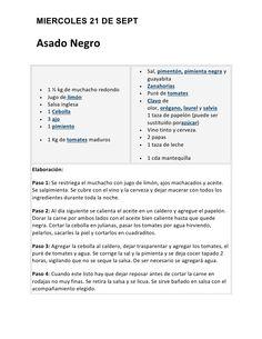 ASADO NEGRO VENEZOLANO // recetas-venezolanas-4-728.jpg (728×942)