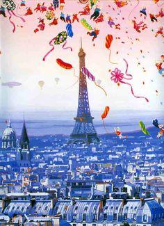 Paris- Hiro Yamagata