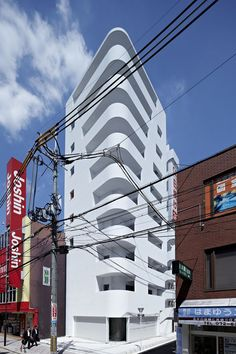 Step Tower / EASTERN Design Office