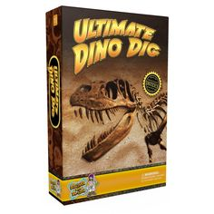 f2fcd78e2300c Amazon.com  Discover with Dr. Cool Ultimate Dinosaur Science Kit–Dig Up