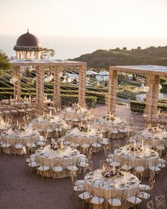 Nicole and Greg's Timeless and Whimsical Wedding at The Pelican Hill Resort Magical Wedding, Whimsical Wedding, Perfect Wedding, Elegant Wedding, All White Wedding, French Wedding, Luxury Wedding Venues, Outdoor Wedding Venues, Summer Wedding Venues