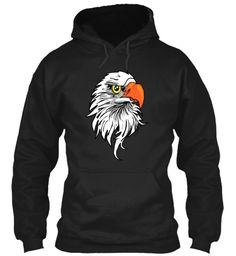 American Eagle T Shirts Online Black Sweatshirt Front
