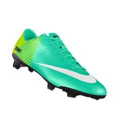 NIKEiD. Custom Nike Mercurial Veloce iD Soccer Cleat