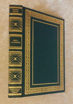 Moll Flanders Daniel Defoe Vintage International Collectors Library in Books, Antiquarian & Collectible   eBay