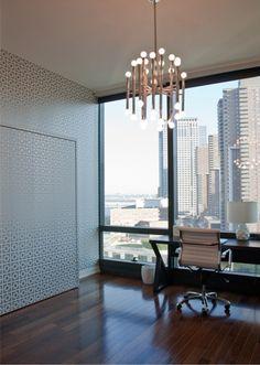 Guest Bedroom w. Murphy Bed / Office
