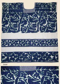 Hacienda Style : MEXICAN TEXTILES Antique Mexican Textiles, Mexican Huipiles, Oaxacan Textiles