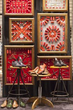 Dolce & Gabbana windows display London